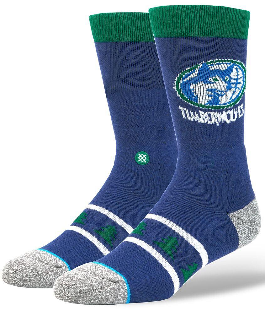 Stance Minnesota Timberwolves Socks front view