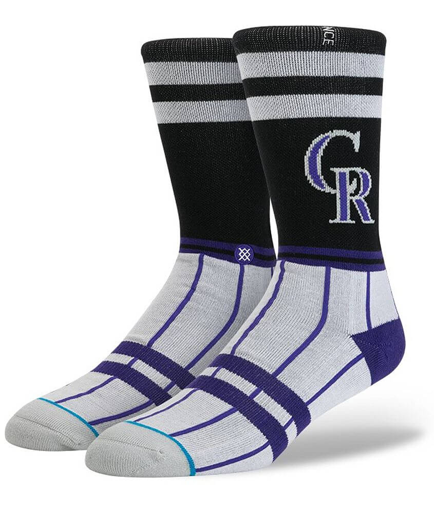 Stance Colorado Rockies Socks front view