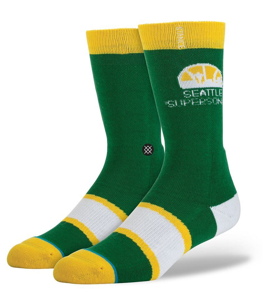Stance Seattle Super Sonics Socks front view