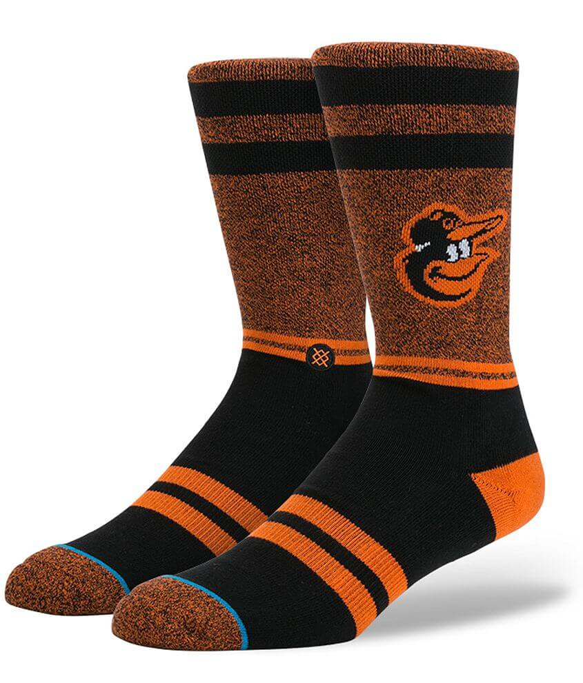 Stance Baltimore Orioles Socks front view