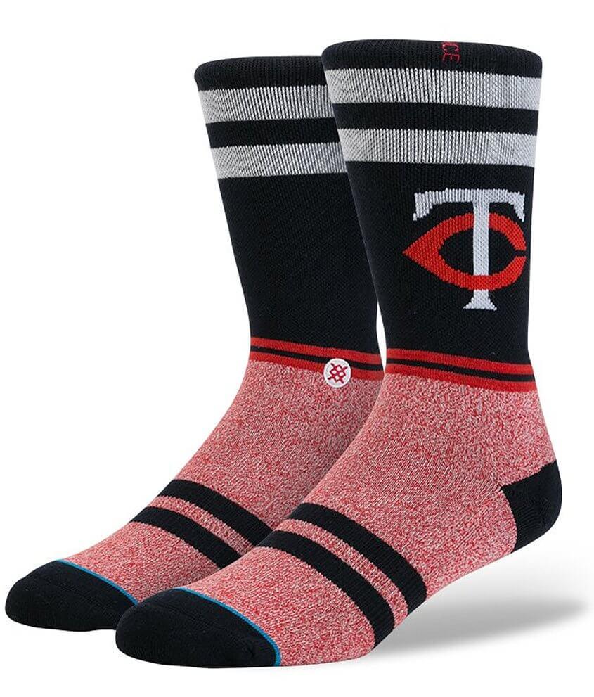 Stance Minnesota Twins Socks front view