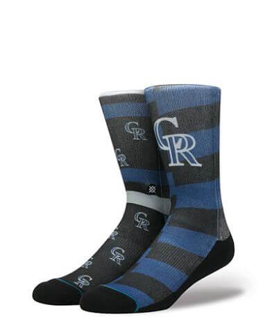 Stance Colorado Rockies Socks