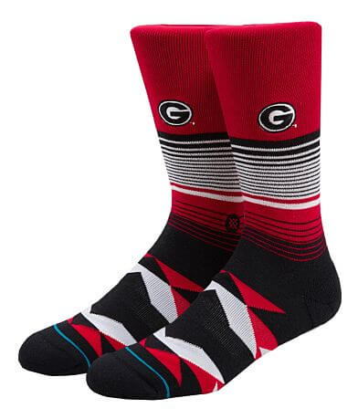 Stance Georgia Bulldogs Socks