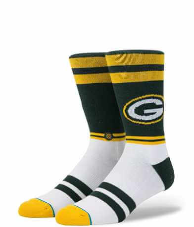 Stance Green Bay Packers Socks