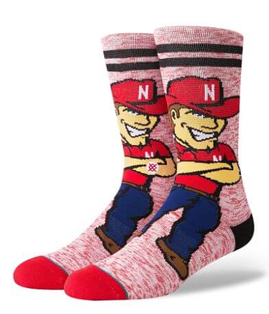 Stance Nebraska Cornhuskers Herbie Socks