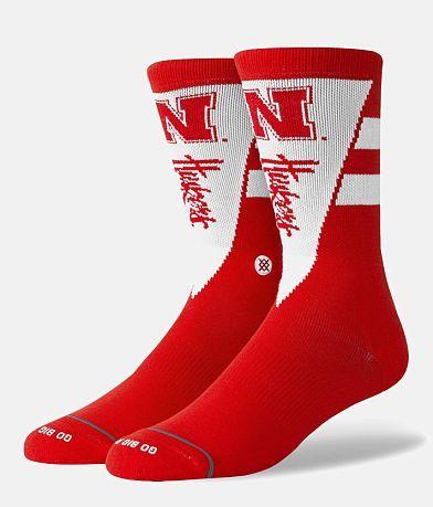 Stance Nebraska Cornhuskers Socks