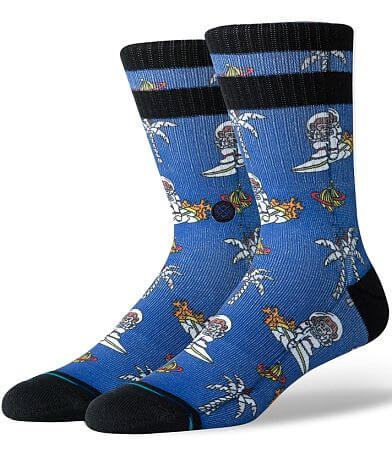 Stance Space Monkey Socks