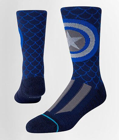 Stance Captain America INFIKNIT™ Socks