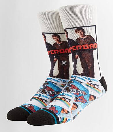Stance Superbad McLovin' Movie Socks