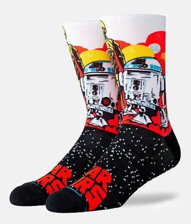 Stance Star Wars Droids Socks