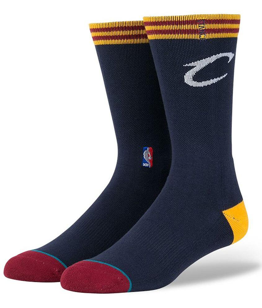 Stance Cleveland Cavaliers Socks front view