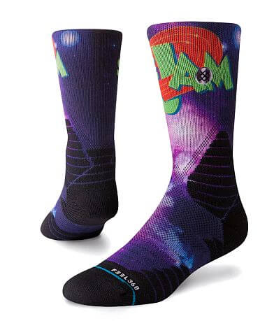 Stance Space Jam Galaxy Socks