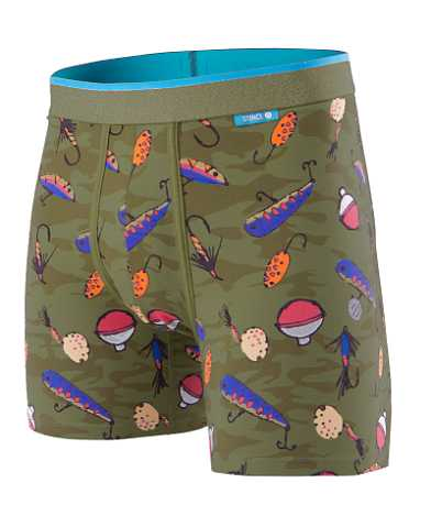 Stance Bait & Tackle Stretch Boxer Briefs