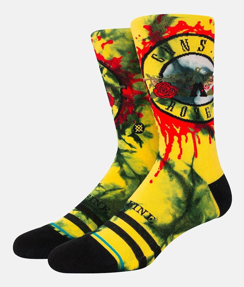 Stance Guns-N-Roses So Fine INFIKNIT™ Socks front view