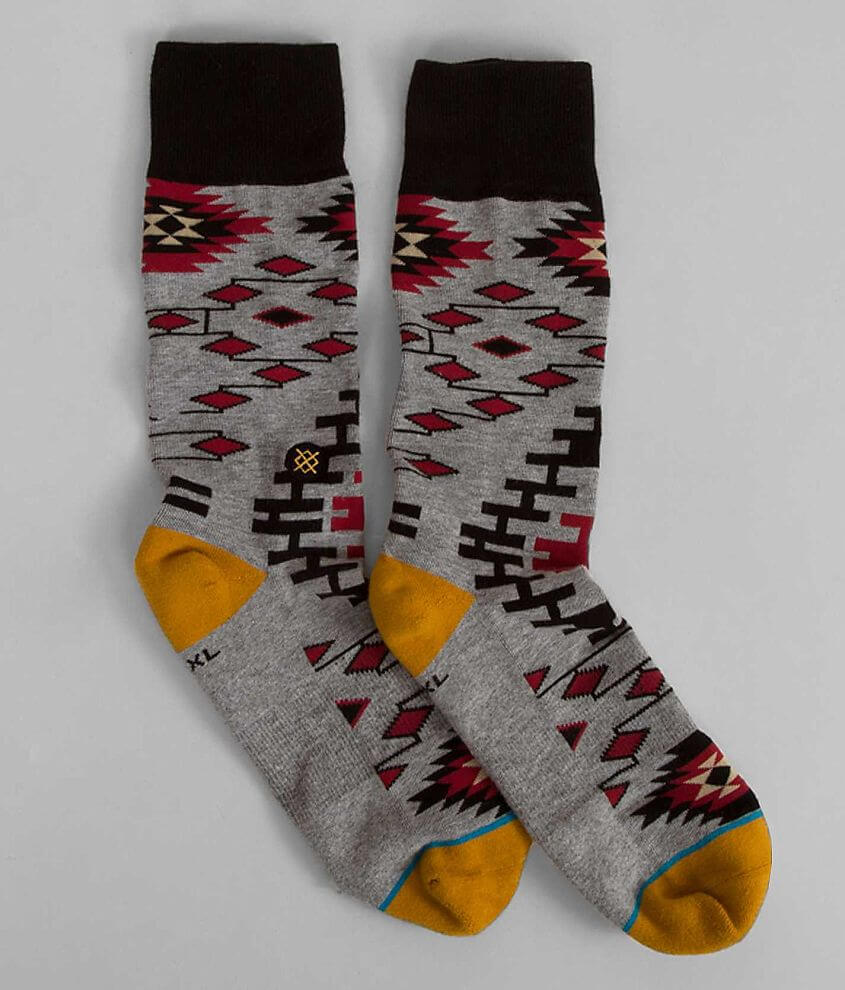 Stance Rios Socks front view