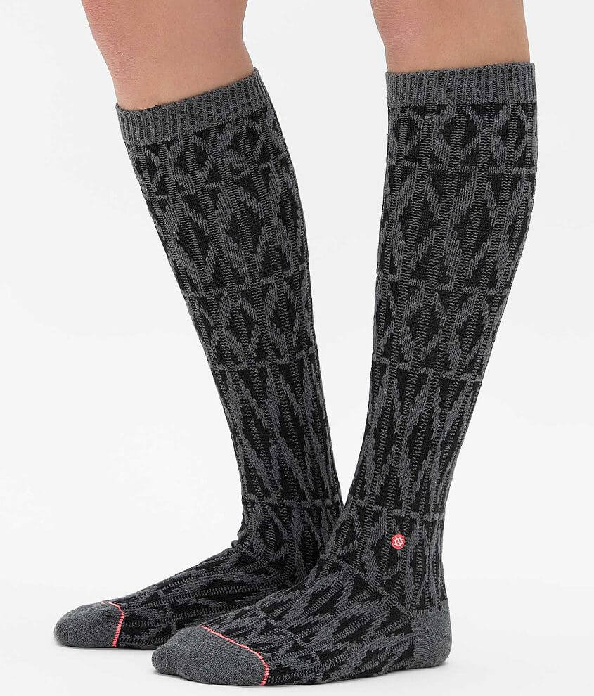 Stance Ariana Boot Socks front view