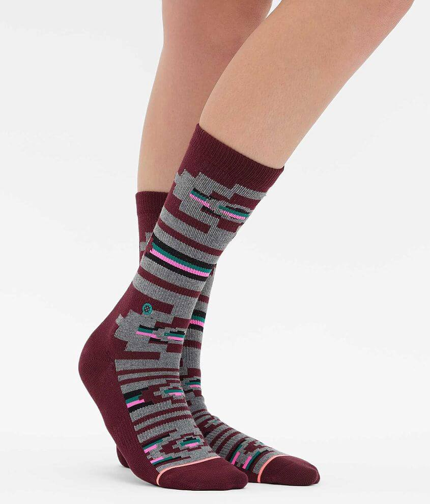 Stance River Socks front view