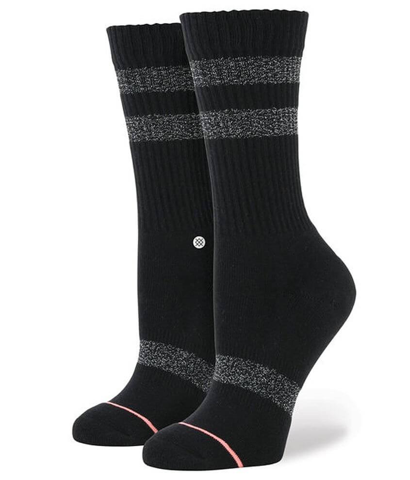 Stance Blackboard Socks front view