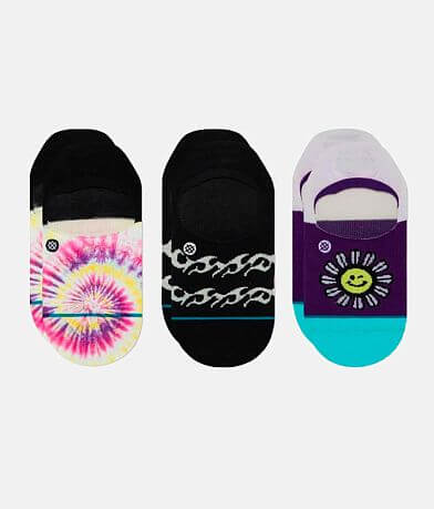 Girls - Stance Dizzy Days 3 Pack Socks