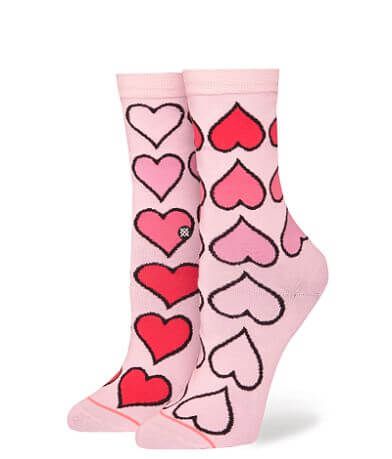 Girls - Stance XO Everyday Heart Socks