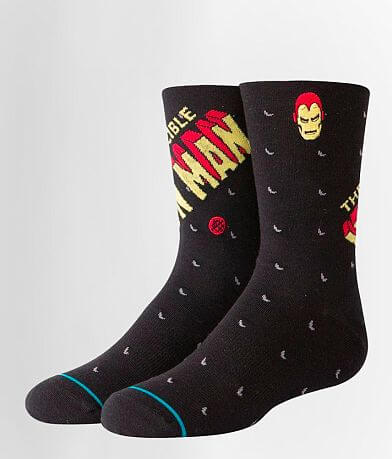 Boys - Stance Invincible Ironman Socks