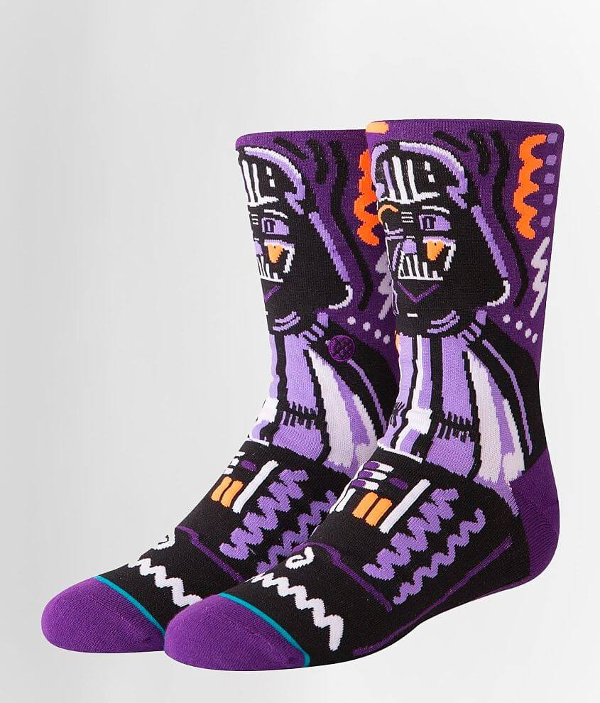 Boys - Stance Lord Darth Vader Socks front view