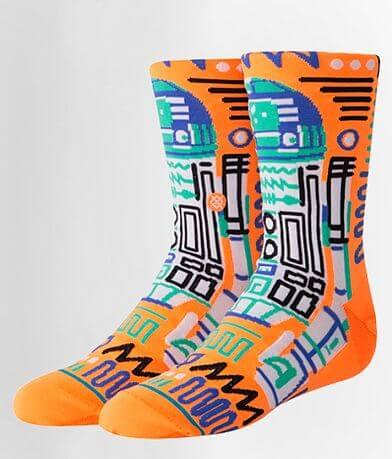 Boys - Stance Probability R2-D2 Socks