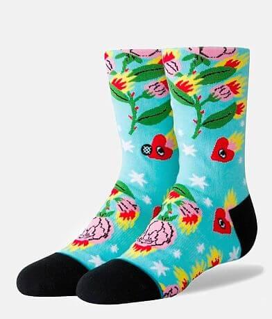 Boys - Stance Cavolo Floral Socks