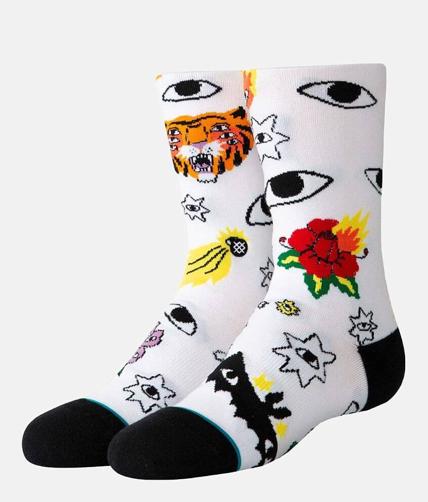 Boys - Stance Cavolo Starts Socks front view