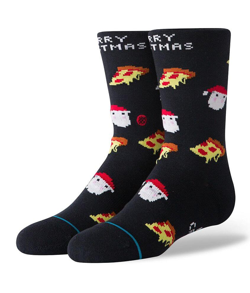 Boys - Stance Merry Chrustmas Socks front view