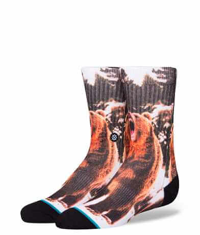 Boys - Stance Leo Bear Socks