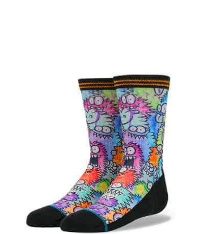 Boys - Stance Monster Party Socks