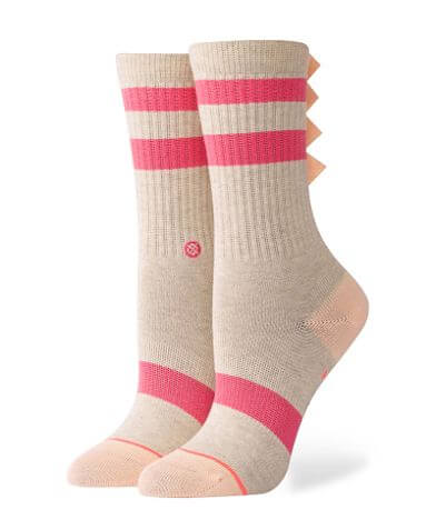 Girls - Stance Blush Socks