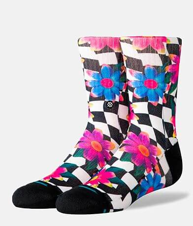 Girls - Stance Crazy Daisy Socks