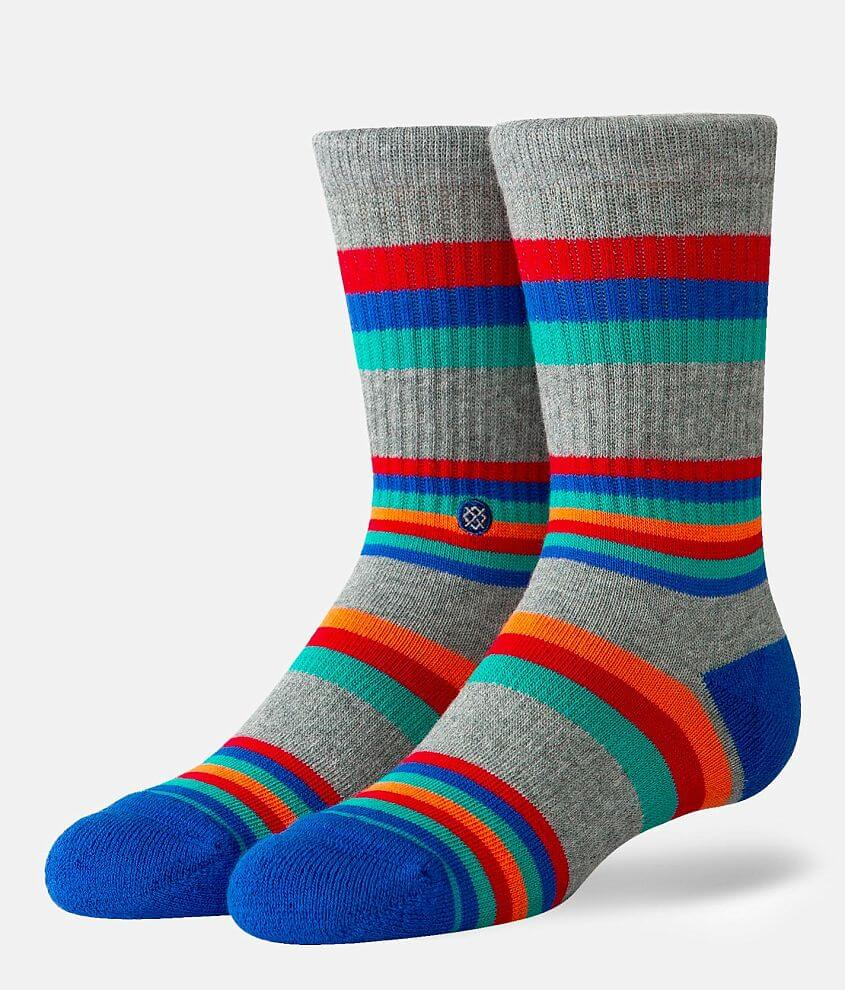 Boys - Stance Circus Socks front view