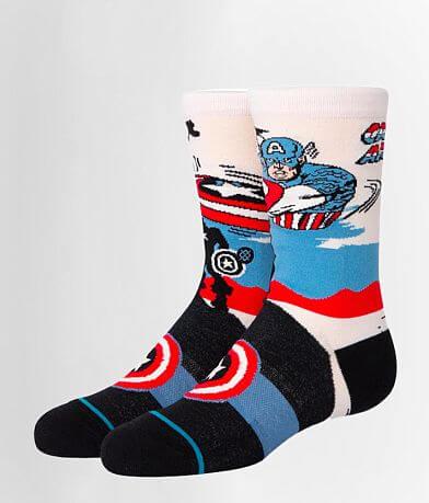 Boys - Stance Captain America Socks