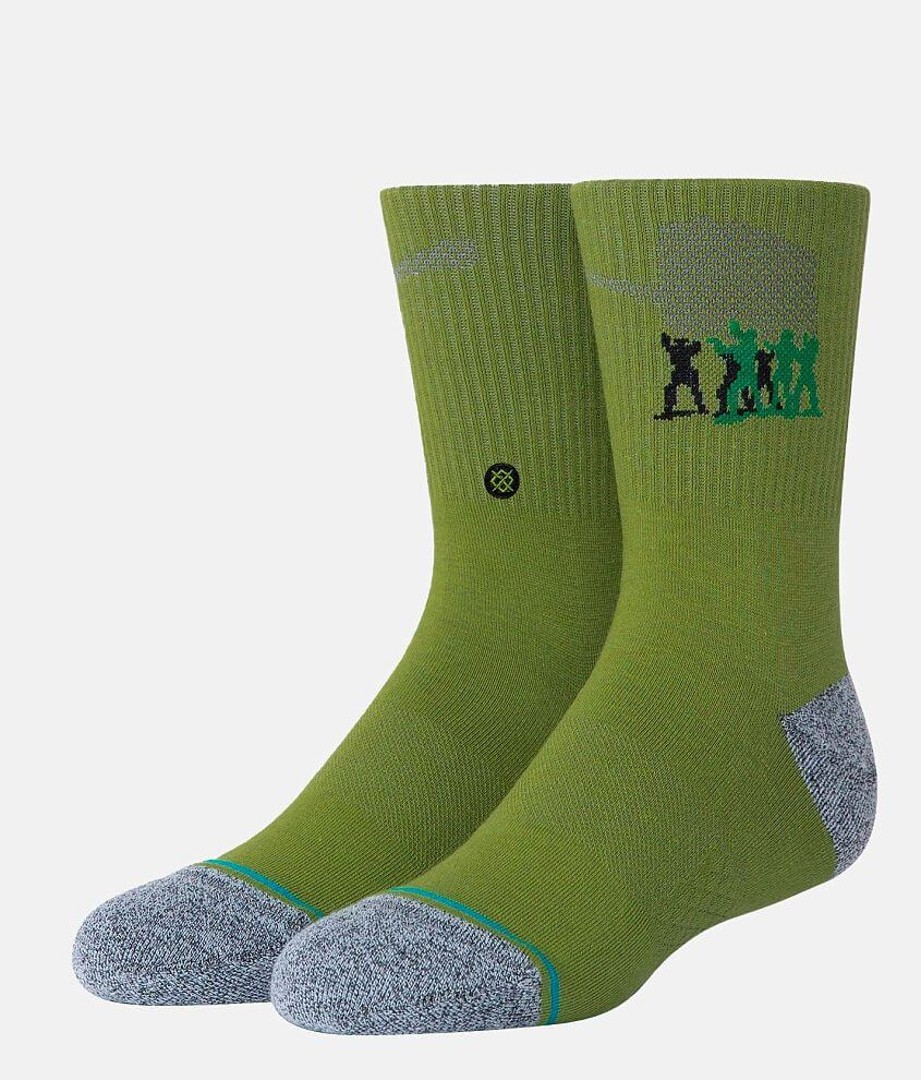 Boys - Stance Army Men INFIKNIT™ Socks front view