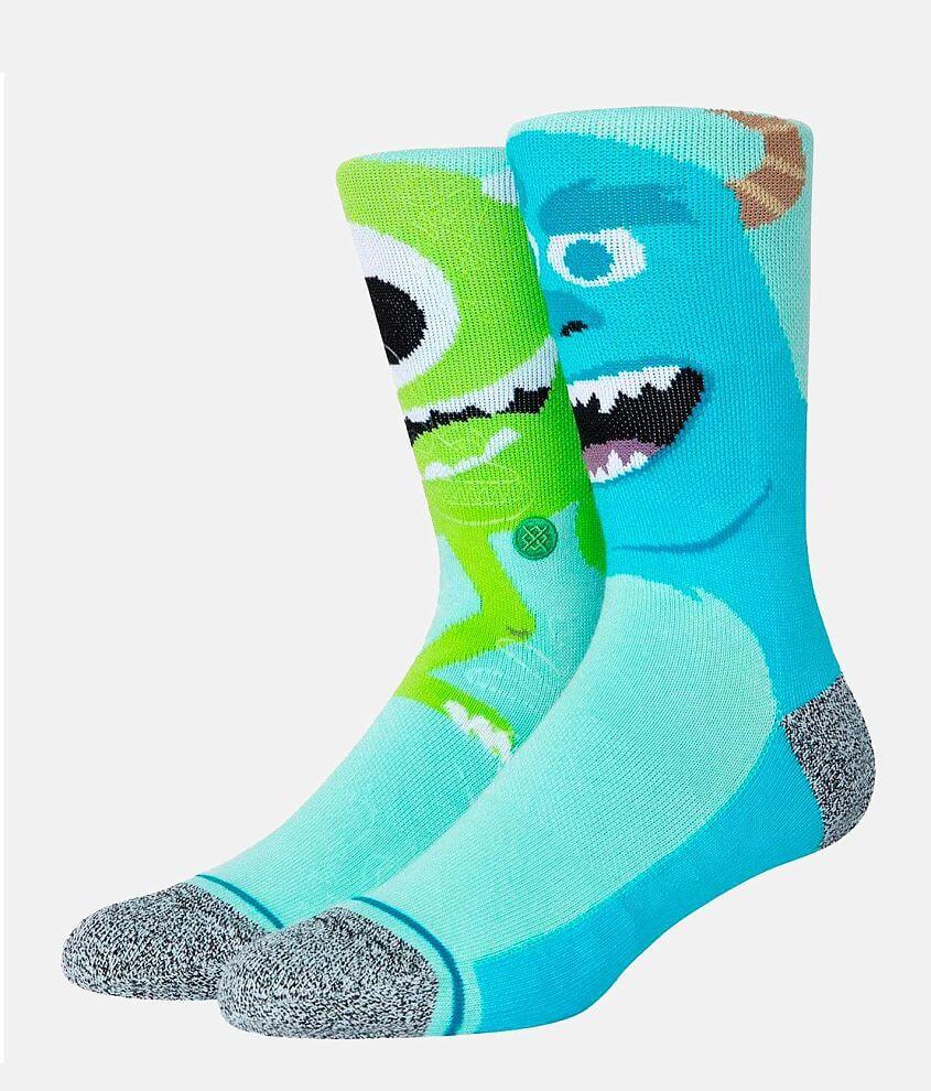 Boys - Stance Monstropolis INFIKNIT™ Socks front view