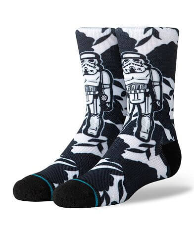 Boys - Stance Star Wars Floral Trooper Socks
