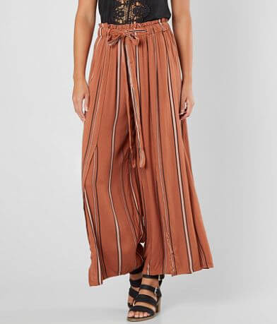 Angie Striped Wide Leg Pant