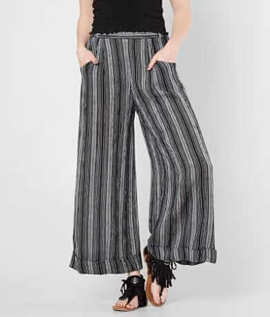 Angie Cropped Wide Leg Pant