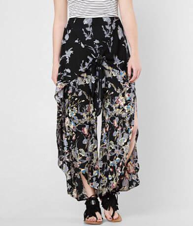Angie Floral Flyaway Pant