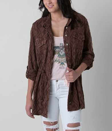 Angie Embroidered Jacket
