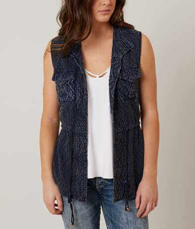 Angie Embroidered Vest