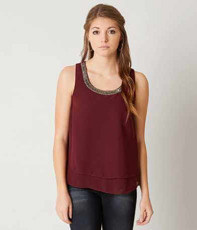 Angie Beaded Tank Top