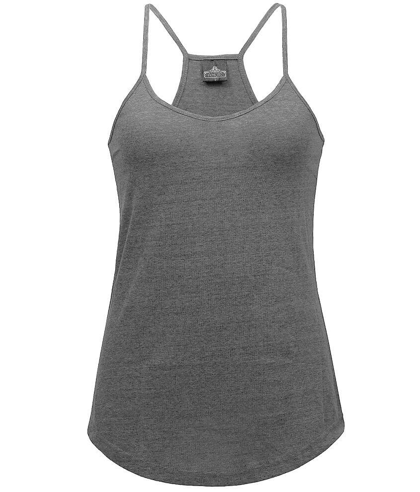 Angie Basic Tank Top front view