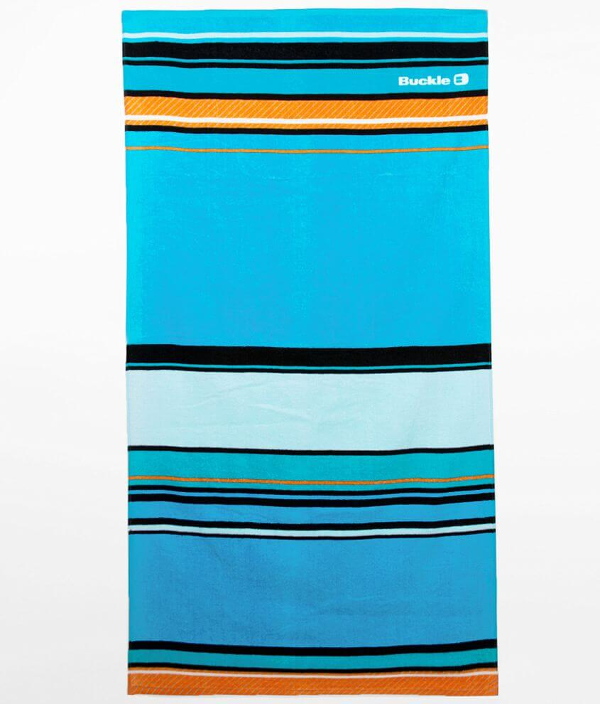 BKE Beach Towel front view