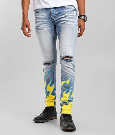 Mackeen Hot Rod Skinny Stretch Jean
