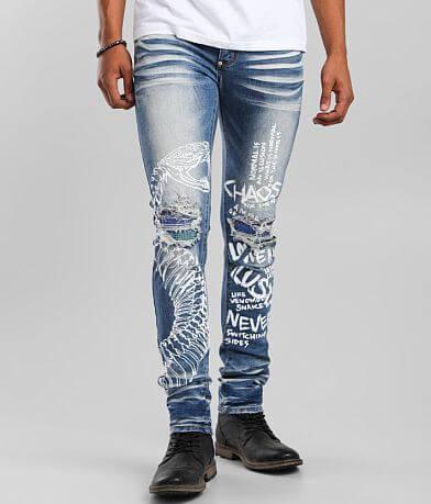 Mackeen Studios Skinny Stretch Jean