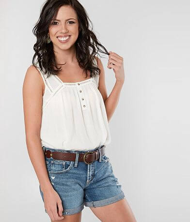 Daytrip Wide Strap Tank Top
